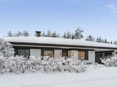 Photo for Vacation home Home next to santa claus in Rovaniemi - 5 persons, 2 bedrooms
