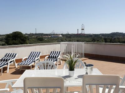 Photo for 3 bedroom Apartment, sleeps 6 in Salou with Pool, Air Con and WiFi