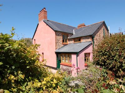 Photo for MARLEY COTTAGE, pet friendly, with open fire in Porlock , Ref 967286