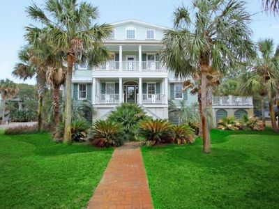 Photo for Spacious Coastal Home with Private Pool - Sleeps 22, Book Now! $250 Vayk Gear Credit!