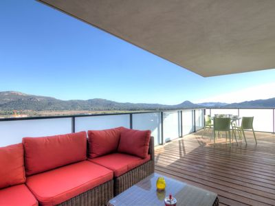 Photo for Apartment Château in Porto Vecchio - 4 persons, 2 bedrooms