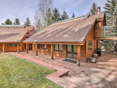 Photo for Upscale Vail Home w/Private Sauna - Walk to Lifts!