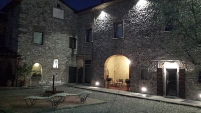 Photo for Prato in Tuscany - Apartment in a farmhouse near Florence.