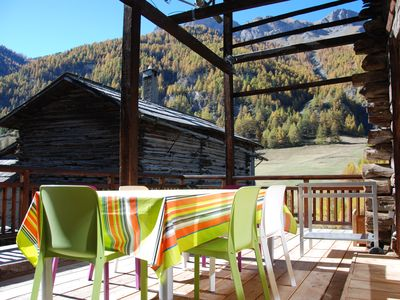 Photo for NICE CHALET classified 4 *, SAUNA, ski resort