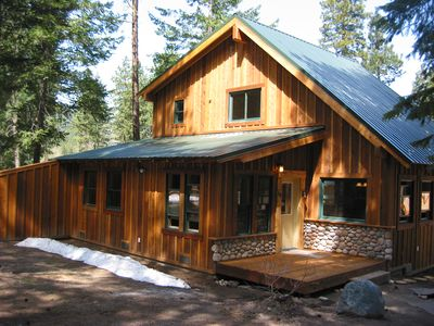 Upper Methow Valley Vacation Home Winthrop