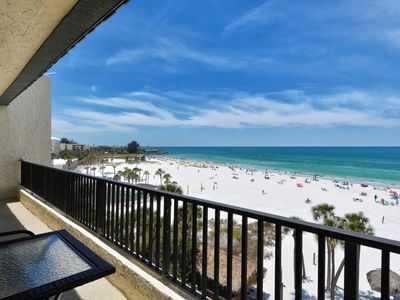 Photo for Experience Paradise at Sea Shell Newly Remodeled GULF FRONT PENTHOUSE 3BR-3BA