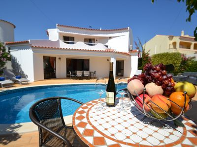 Photo for 3 Bed Room villa Gale Free WIFi + Barbecue+ Private Pool