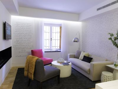 Photo for Amazing Location! Central Madrid Apartment for 6 with Free Wi-Fi