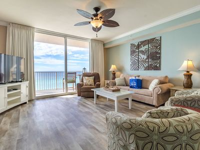Photo for Tidewater Low 7th Flr 2 BR 2 BA Slps 8 Deals 7/20-8/10  2 Free Beach Chairs