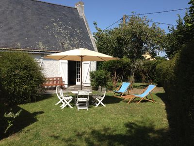 Photo for 3BR House Vacation Rental in Damgan, Bretagne
