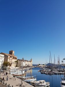 Photo for Charming studio renovated to nine on the Port-Vieux De La Ciotat facing boats