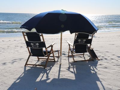 Photo for Beautiful Pinnacle Port Beach front Condo, Completely renovated #A339