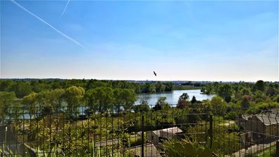 Photo for Gite Troglodyte Atypique - Suite du Ciel, view on the Loire - near the castles