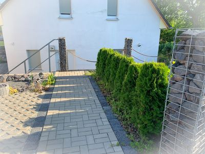 Photo for Apartment at the foot of the Lobdeburg
