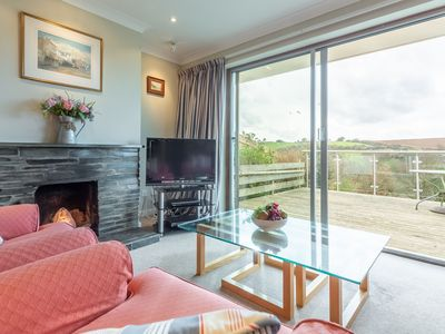 Photo for Silvershells is a three bedroom bungalow with outstanding harbour views.
