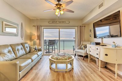 Dive into your next Gulf Coast getaway when you stay at this vacation rental!