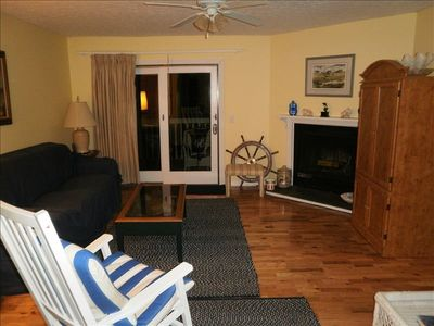 Photo for Maritime Forest Condo Nr the Beach & Pool - Dog Friendly!