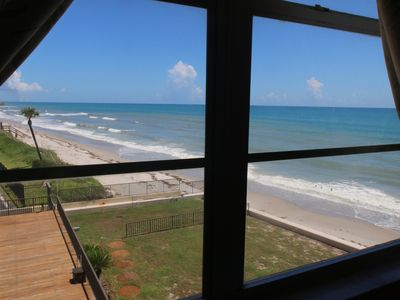 Photo for You can't get any closer to the beach! 2BR/2BA updated condo