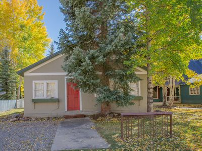 Photo for Fantastic Fenced In Yard & Only A Couple of Blocks from the Shops & Restaurants!
