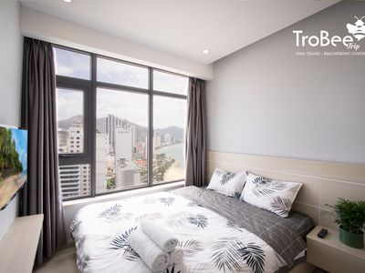 Photo for FREE ✈ Pick Up @ Two Bedrooms SeaView Apartment