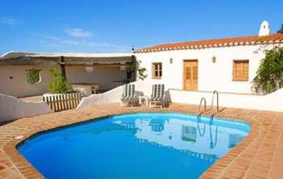 Photo for 3BR Cottage Vacation Rental in Vinuela