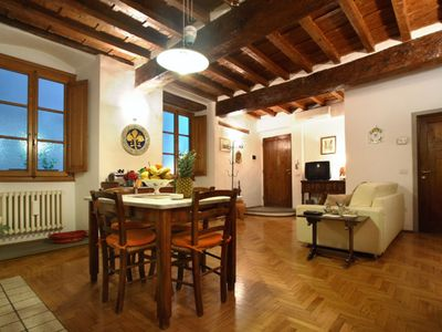 Photo for Santa Trinità apartment in Duomo with WiFi & integrated air conditioning.