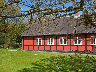 Photo for Vintage Holiday Home in Bornholm with Terrace