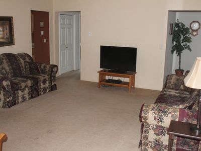 Photo for Great three bedroom condo with easy access to all the hills have to offer!