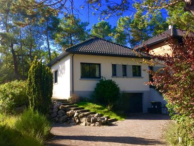 Photo for Charming cottage in Stella beach near sea and Le Touquet, in the heart of the pine forest