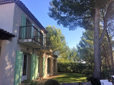 Photo for Rental villa in Le mas du Bayle, Pont Royal