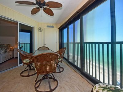 Photo for Oceanfront Condo in Gulf to Bay Resort on Manasota Key
