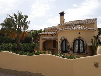 Photo for Holiday house Benitachell for 2 - 5 persons with 2 bedrooms - Holiday house