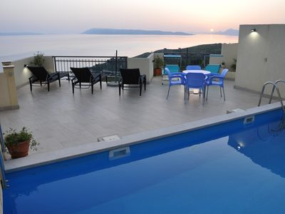 Photo for Villa stunning views swimming  Pool, Tennis Court, Mini Golf Course, full aircon