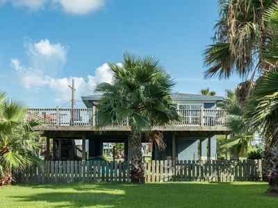 Photo for Charming dog-friendly home w/beach views - close to the beach