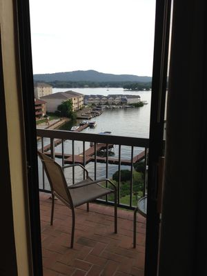 Photo for CONDO on the LAKE with a VIEW ~ Resort Lodge Sleeps 8 with XL INDOOR SPA POOL
