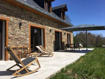 Photo for 5BR Chalet Vacation Rental in Poubeau, Occitanie