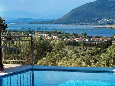 Photo for Private, luxurius, serene, pool, panoramic views, close to amenities