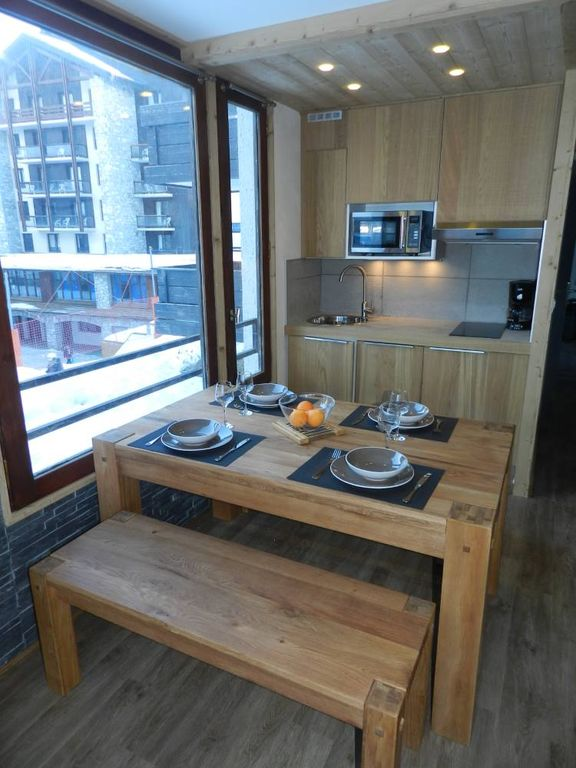 location appartement ski tignes val claret