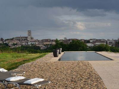 Photo for The House in the Orchards and Vineyards in Lectoure, Gers department, Gascony