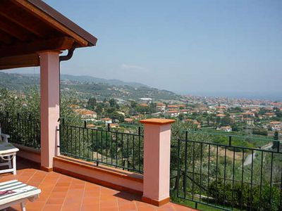 Photo for Stunning views over the Gulf of Diano