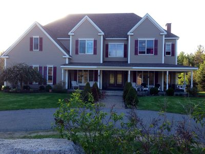 Photo for 5 bedroom,  pool, master suite with whirpool bath, close to Ogunquit