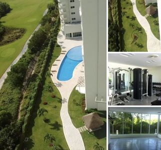 Photo for APARTMENT WITH THE BEST VIEW AND LOCATION IN CANCUN