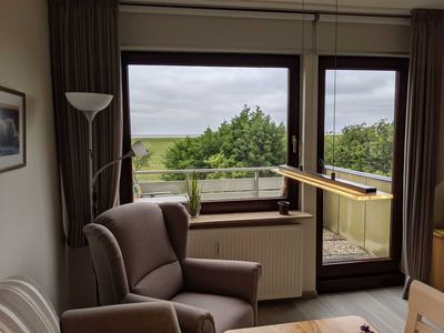 Photo for Apartment house North Sea with sea view / Anke Frahm - Ferienwohnung Frahm