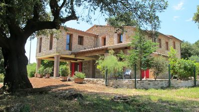 Photo for Newly renovated country house in the hills about 20 min. from the sea