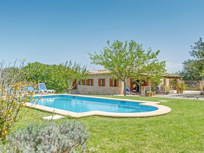 Photo for Stone-villa in a rural idyll with pool– Villa Mamici