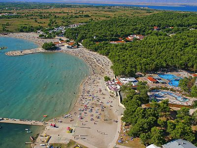Photo for Apartment Zaton Holiday Resort in Zaton - 4 persons, 1 bedrooms