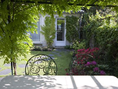 Photo for A charming guest house in a garden at 500m from Paris