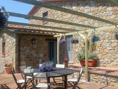 Photo for Vacation home Il Filosofo in Piegaro - 12 persons, 5 bedrooms