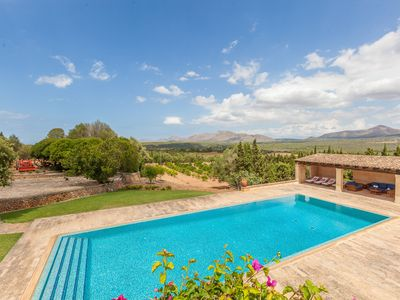 Photo for Villa for 18 people in a huge plot: gardens, pool, terraces