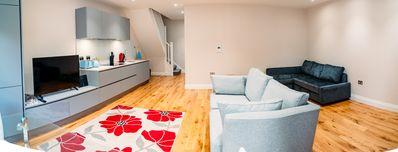 Photo for Stunning new 1 bedroom duplex apartment in the heart of Earl's Court!